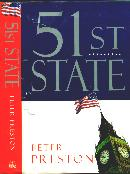 [Jacket to British book 51ST STATE]