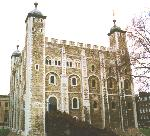 [Tower of London, built by William the Conqueror]